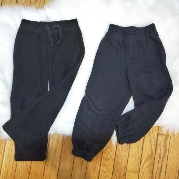 Size 4T jogging pants (Bundle #7)